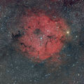 IC 1396 RGB+HA