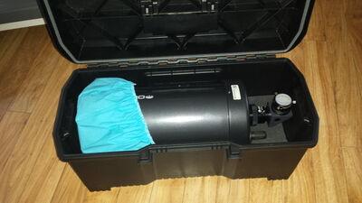 Dewalt case for Orion 150mm MC