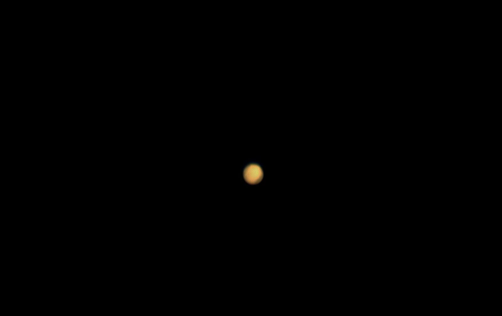 """Mars - 12"""" Skywatcher"""