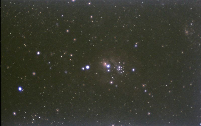 M8 5x2s 445gain Orion 50mm Guidescope