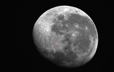 Moon - Albategnius