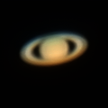 Saturn via Orion XT8 Plus