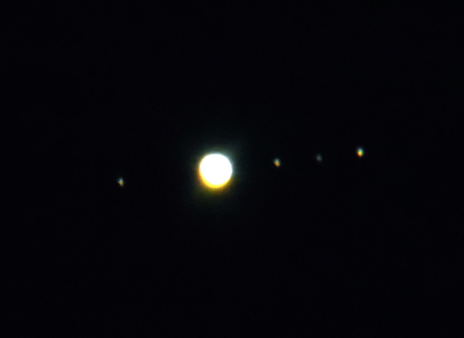 the galilean moons The four galilean moons are so named because they were discovered by galileo galilei using his early telescope.