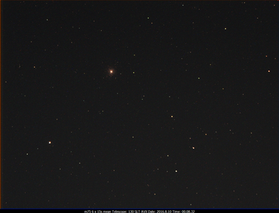 M75 130SLT on AVX w/Optolong CLS CCD filter (6x15s) 2016.8.10 00.08.32
