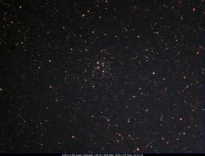 M26 6x45s Celestron 130 SLT on an AVX mount  Ultrastar-C w/Astronomik CLS CCD filter
