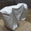 Rainproof cover A