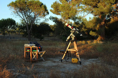 open Air observatory