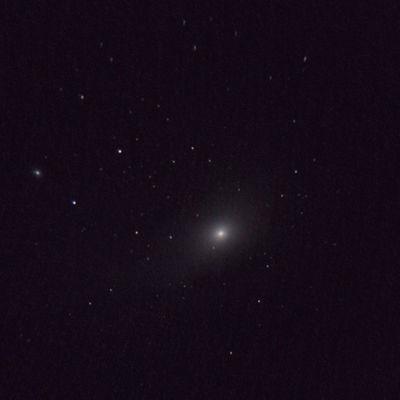 M31 Andromeda - Stack