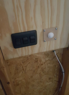 Main light switch