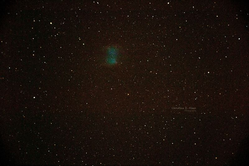 dumbbell nebula colors - photo #32