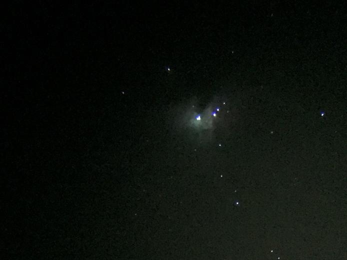 Orion Nebula 25mm 2 12 2016 C
