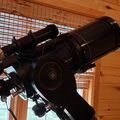 Meade LX200 fork mount with LX10 EMC scope