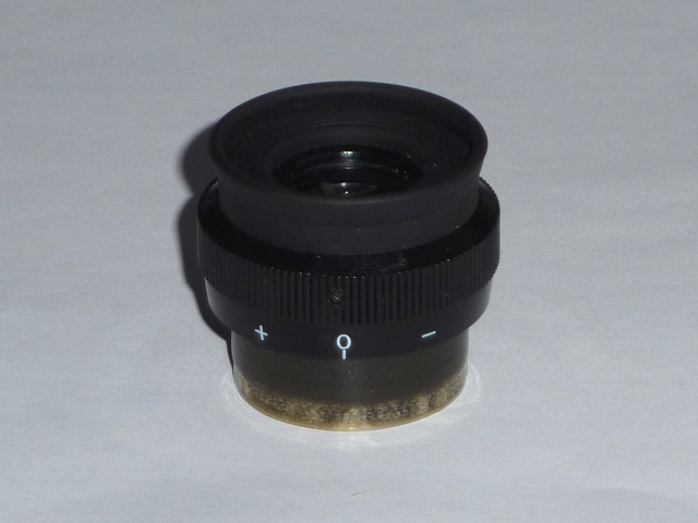 Homebrew Crosshair Eyepiece