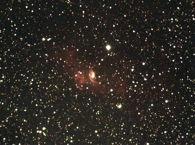 120 X 5   NGC 7635  Bubble