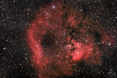 NGC7822 & CED214 noflats 101x4s