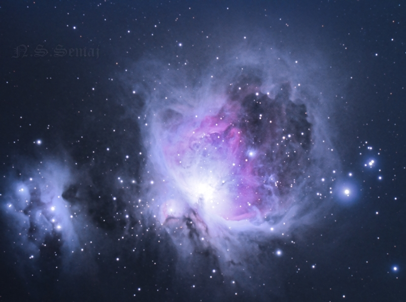 Second light AT115EDT M42