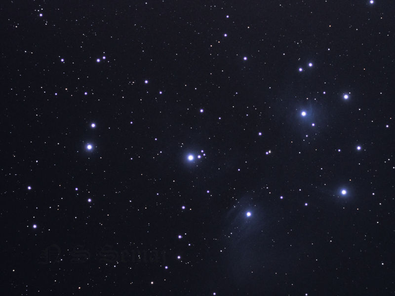 135 seconds of M45