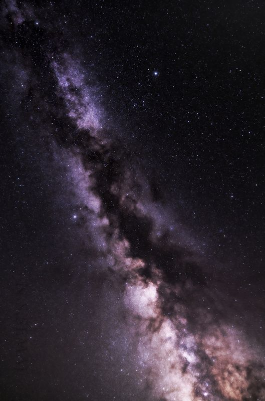 Milky Way finishing touches