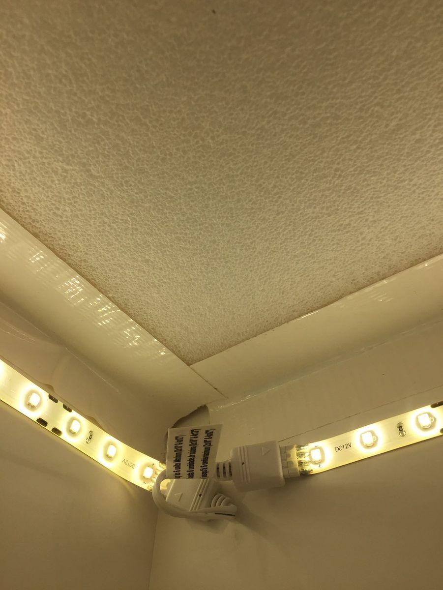 Light box LEDs