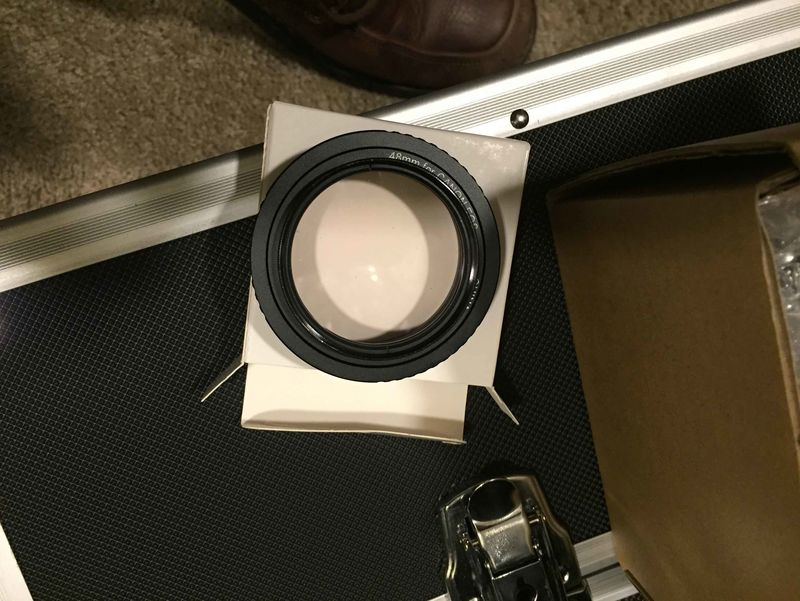 48mm Canon adapter