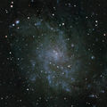 M33 OPTEC ISO1600 63min