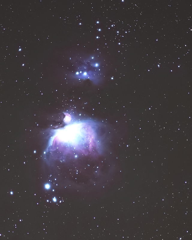 M42 first try