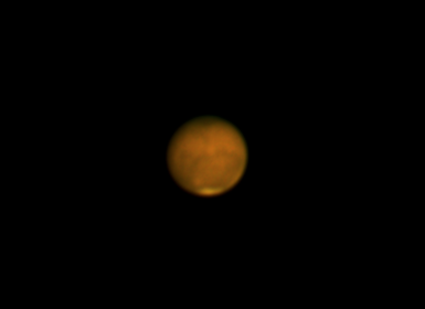 Mars image with C90 and IMX224