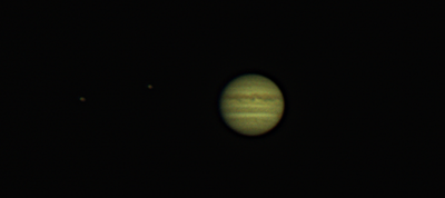 Jupiter image with C90 and IMX224