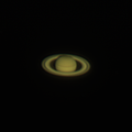 Saturn image with C90 and IMX224