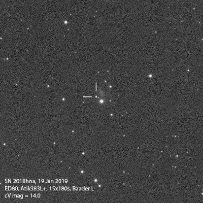 SN2018hna X15