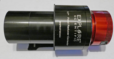 Explore Scientific FFFR with two extension tubes