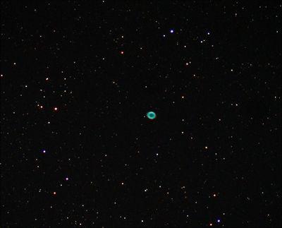 Ring Nebula - 80mm