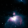 Orion Nebula (my first AP photo) - 80mm