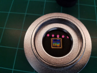 Orion SSAG Sensor