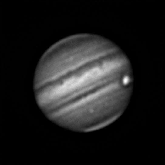 Jupiter CH4 5/24/19