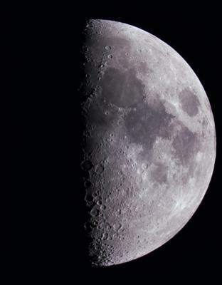Lunar X on 4-22-2018