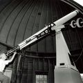 1960s Leslie at the 12-inch Clark refractor