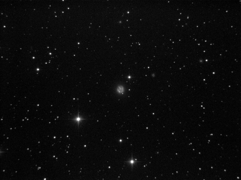 NGC2537 10x30s   B1   CLS Arp 6 Bear Paw   easy Obj FEB2017