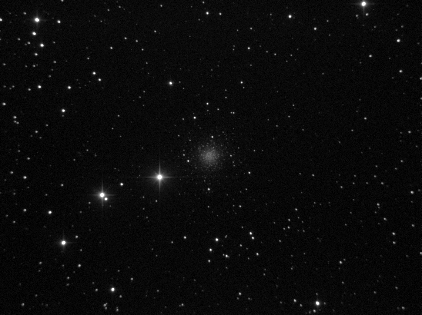 NGC2419 5x60s   B1   CLS   Intergalactic wanderer