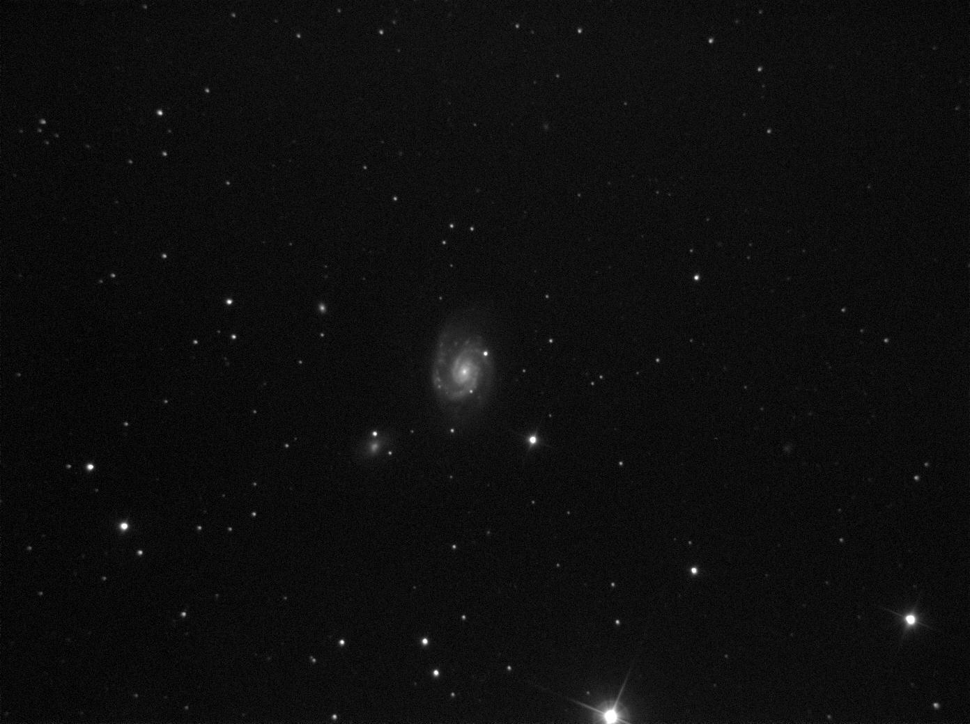 NGC3893 6x60s   B1   CLS