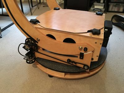 Optical mouse sensor as rotary encoder - Page 2 - ATM