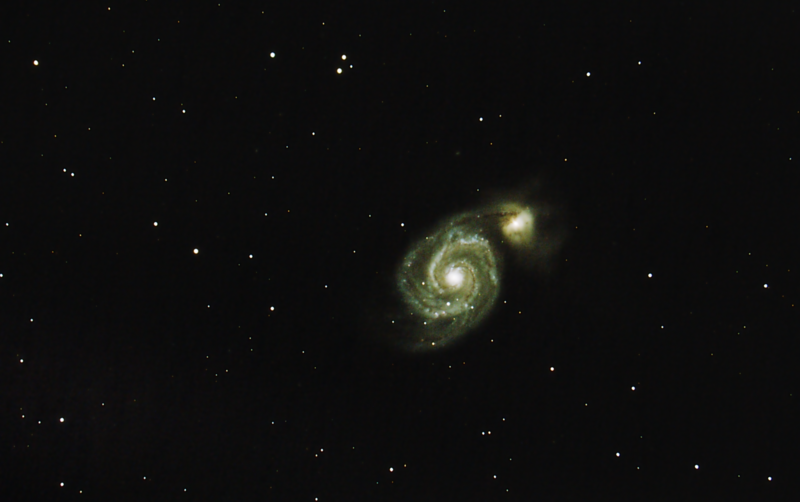 M51 First Attempt