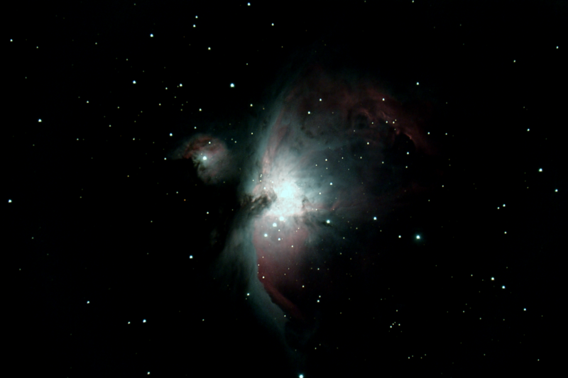 M42 the Orion Nebula on 12-7-17