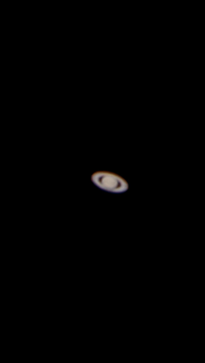 Saturn First Attempt