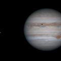 Jupiter & Moons Animation 2020-07-06