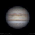 Jupiter Approaching Zenith 2020-07-17