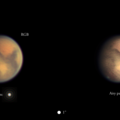 2020 Martian Dust Storm — Hellas Encounter