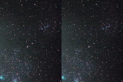 Closeup of Star Defringing on SMC