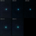 Multiple Images of Comet 46P/Wirtanen