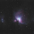 Orion through Celestron C5/750 f/6 SCT
